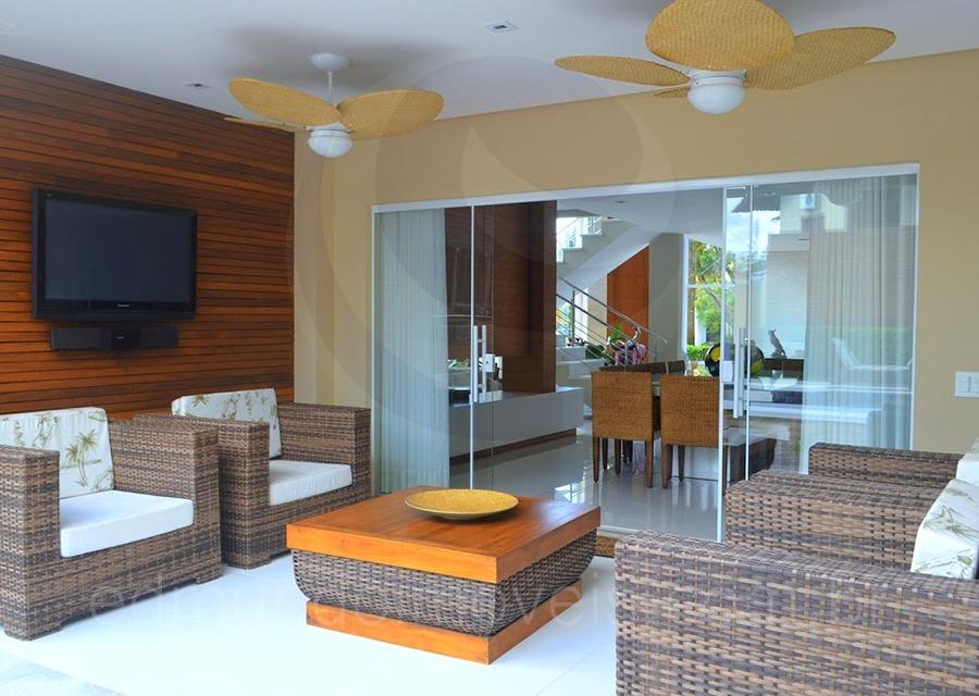 Acapulco III - Casa 5 Dorm, Acapulco, Guarujá (109) - Foto 11