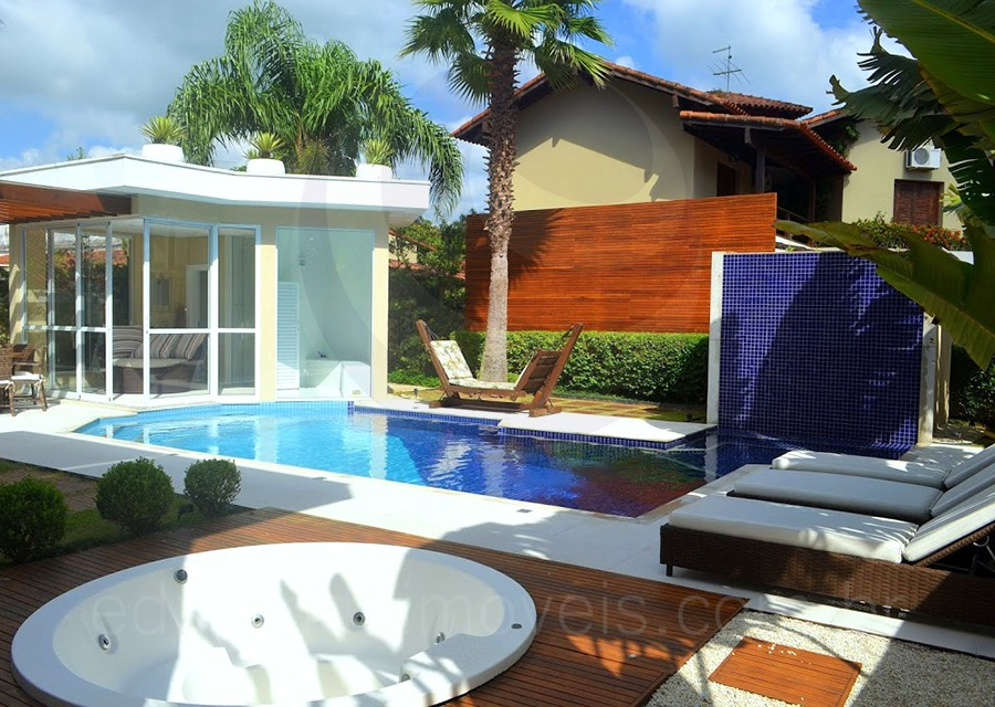 Acapulco III - Casa 5 Dorm, Acapulco, Guarujá (109) - Foto 12