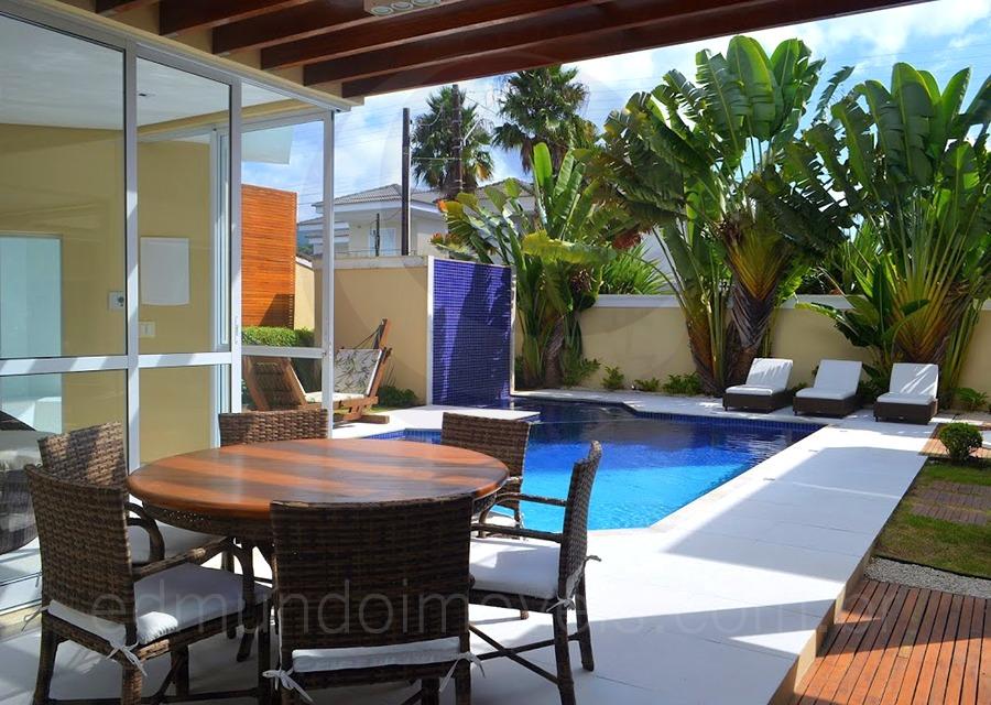 Acapulco III - Casa 5 Dorm, Acapulco, Guarujá (109) - Foto 15