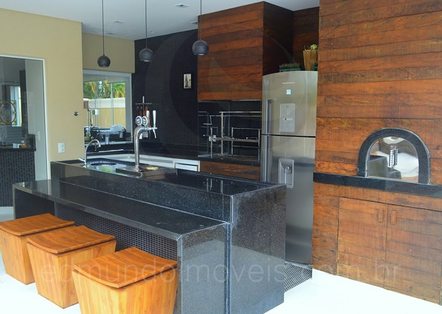 Acapulco III - Casa 5 Dorm, Acapulco, Guarujá (109) - Foto 10