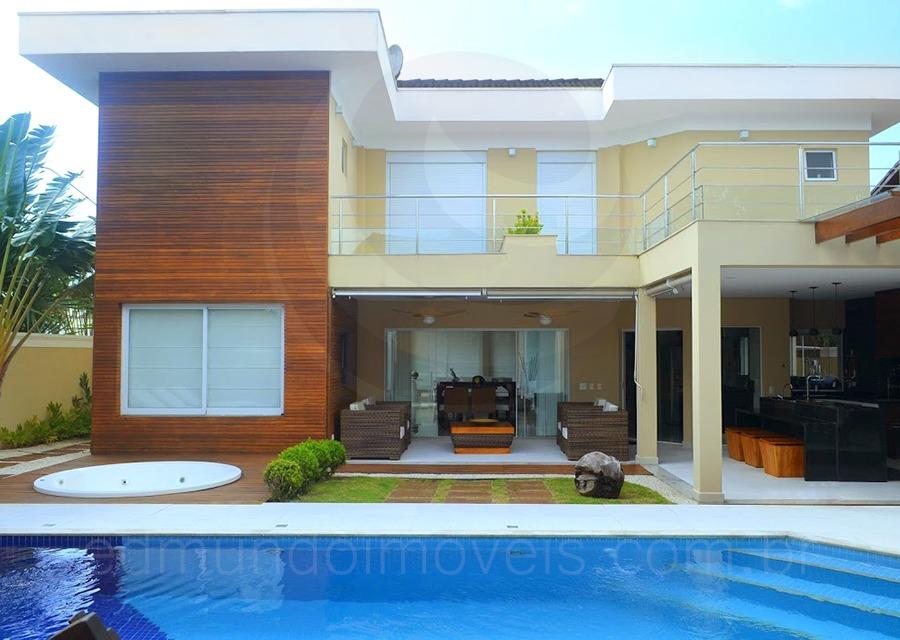 Acapulco III - Casa 5 Dorm, Acapulco, Guarujá (109) - Foto 13