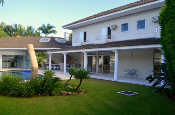 Casa Em Condominio de 4 dormitórios à venda em Acapulco, Guarujá - SP