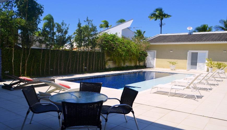 Edmundo Imóveis - Casa 5 Dorm, Acapulco, Guarujá - Foto 5