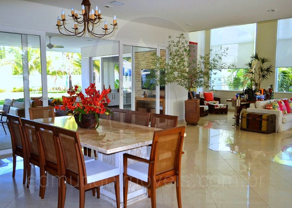 Casa Em Condominio de 8 dormitórios em Acapulco, Guarujá - SP