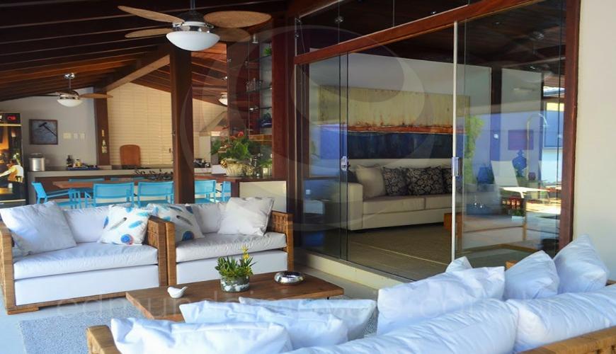 Acapulco I - Casa 4 Dorm, Acapulco, Guarujá (413) - Foto 9