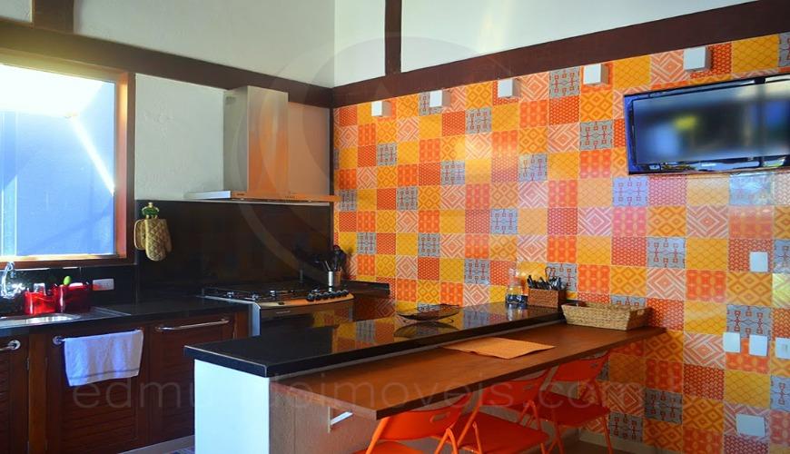 Acapulco I - Casa 4 Dorm, Acapulco, Guarujá (413) - Foto 5