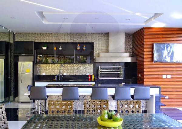 Casa Em Condominio de 7 dormitórios em Acapulco, Guarujá - SP