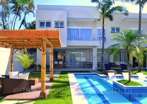 Casa Em Condominio de 6 dormitórios em Acapulco, Guarujá - SP