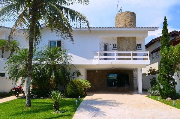 Im�vel: Edmundo Im�veis - Casa 4 Dorm, Acapulco, Guaruj�