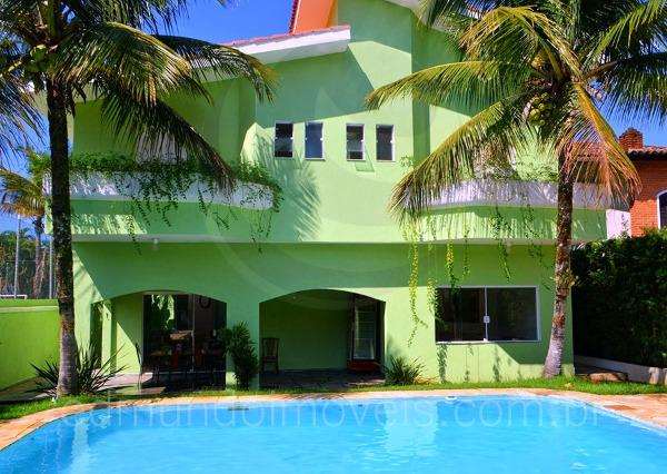 Acapulco II - Casa 3 Dorm, Acapulco, Guarujá (963) - Foto 11