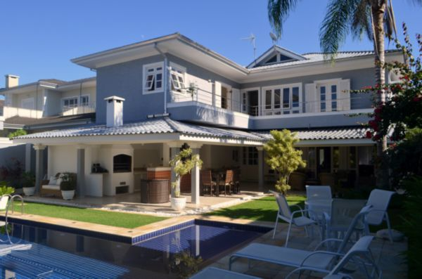 Acapulco III - Casa 4 Dorm, Acapulco, Guarujá (968) - Foto 3